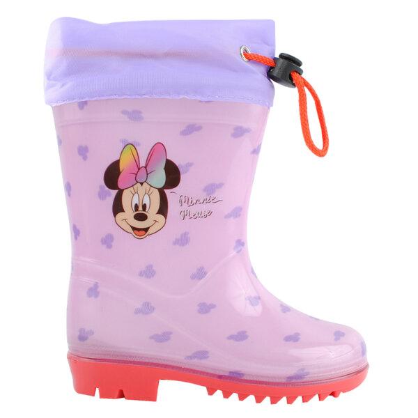 Гумени ботуши Minnie