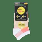 """Бамбукови чорапи - Къси """"HAPPY FOOT TOPIA"""""""