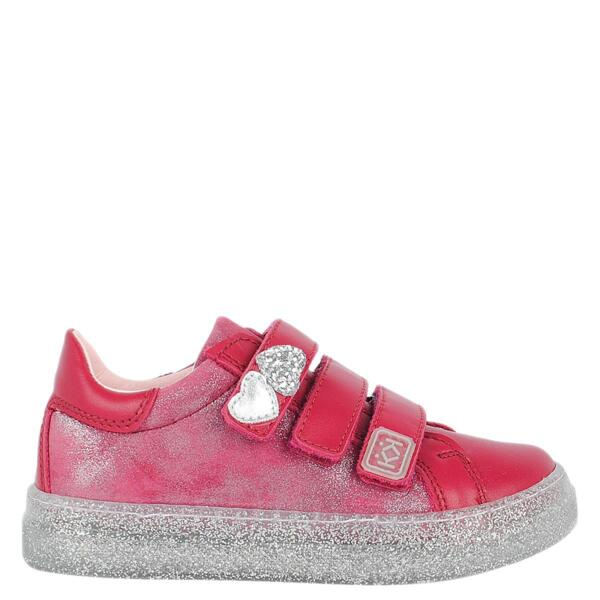 Атрактивни цикламени обувки за момиче КК
