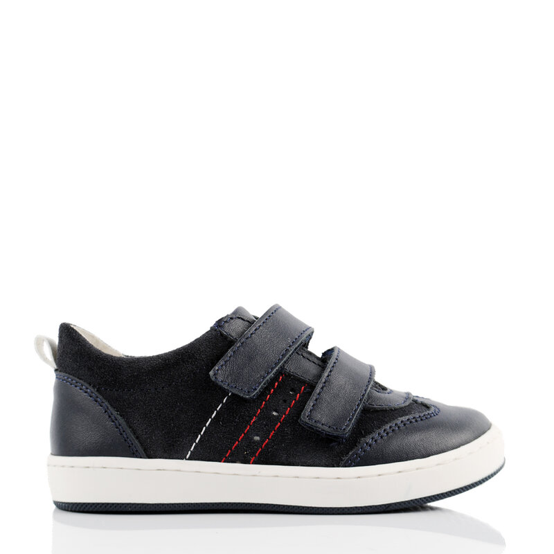 Детски обувки от естествена кожа за момче