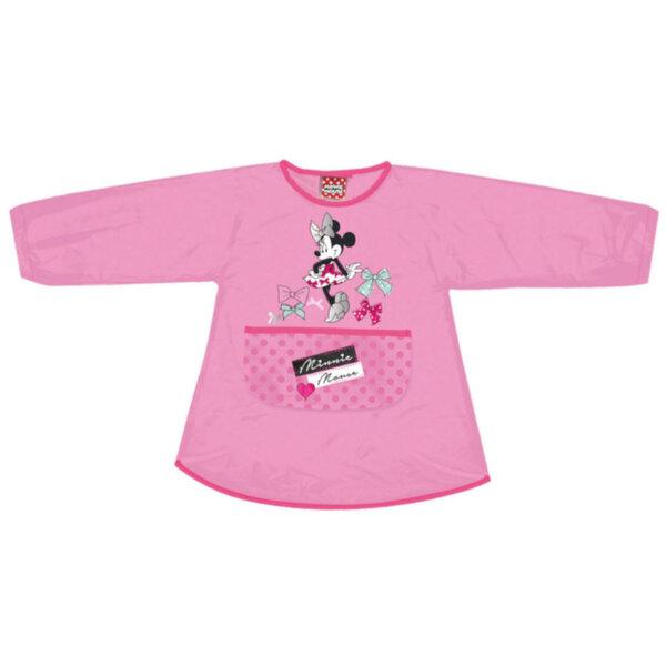 Предпазна престилка за рисуване Minnie Mouse