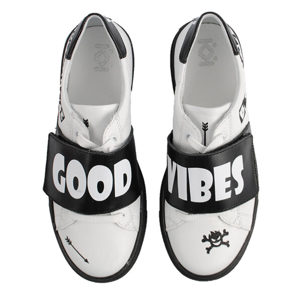 Дизайнерски спортни обувки Good Vibes