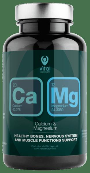 CALCIUM & MAGNESIUM