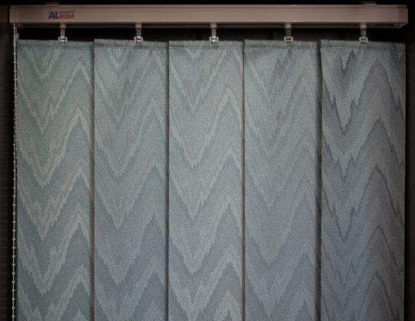 Вертикални текстилни щори 127мм