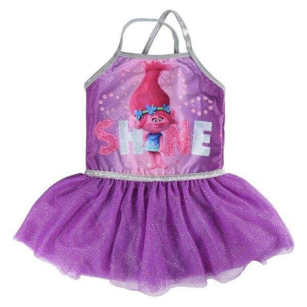 Детска рокля бански TROLLS (2663)