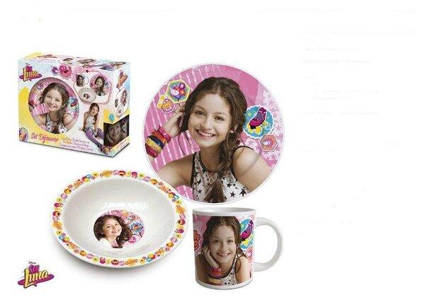 Детски керамичен комплект Soy Luna (102 226)