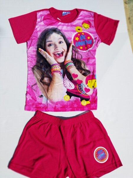 Детска лятна пижама Soy Luna (832-530)