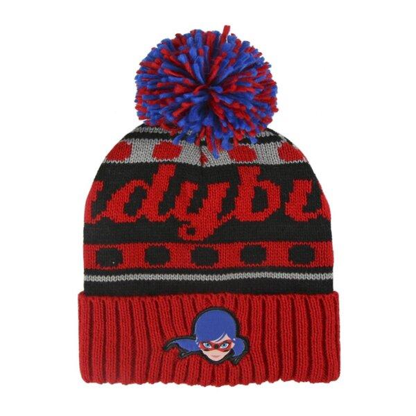 Детска плетена шапка Lady Bug (2506)