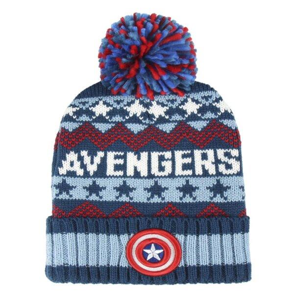 Детска плетена шапка Avengers (3224)
