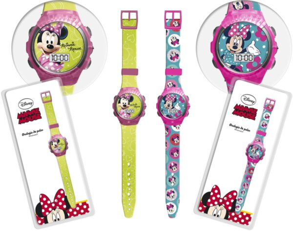 Дигитален часовник Minnie (41430)