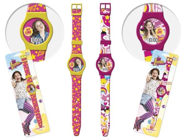 Дигитален часовник Soy Luna (41439)