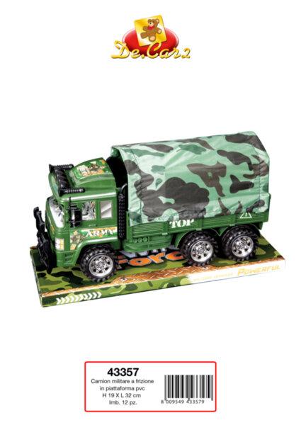 Военен камион (43357)