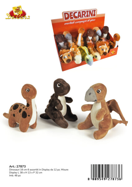 """Мини динозавърчета """"Бебе""""( 27 873)"""