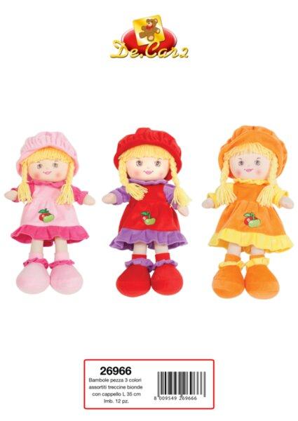 Детска парцалена кукла (26966)