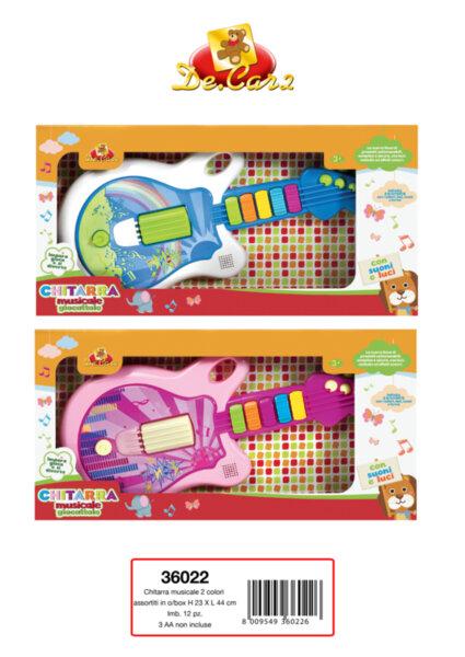 Детска играчка китара (36022)
