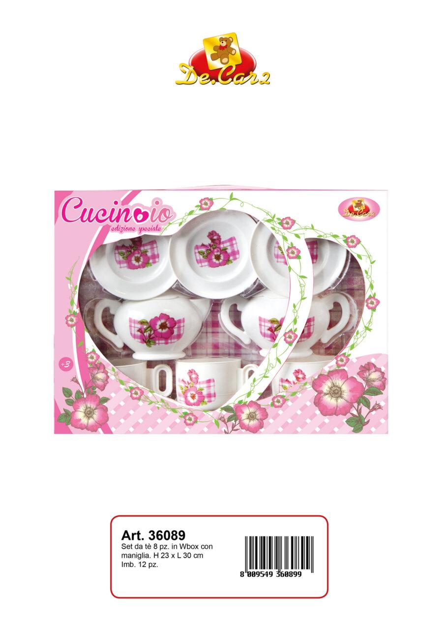 Детски комплект за чай (36089)