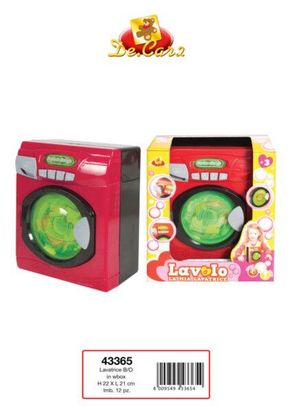 Детска играчка пералня със звук и светлини (43365)