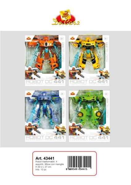 Детска играчка трансформърс (43441)