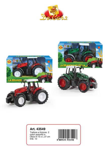 Детска играчка трактор (43549)