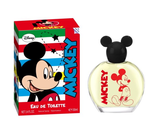Тоалетна вода за деца MICKEY EDT 100ml. (823)