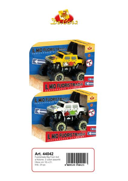 Детска играчка джип (44042)