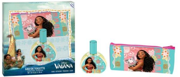 Тоалетна вода за деца VAIANA SET EDT 30ml. + PENCIL CASE (7365)