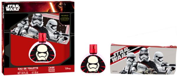 Детски парфюм и калъфче за моливи STAR WARS EDT 30ml. + PENCIL CASE (5323)