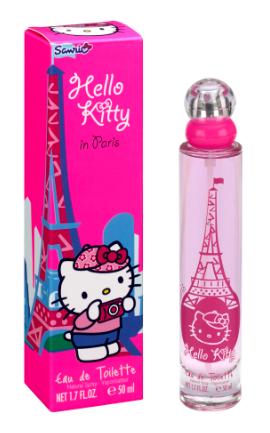 Детски парфюм HELLO KITTY PARIS EDT 50ml. (5551)