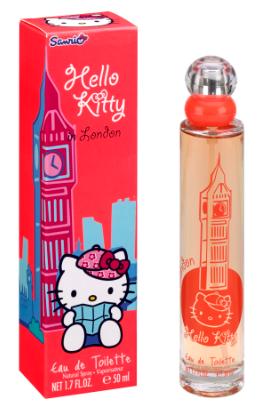 Детски парфюм HELLO KITTY LONDON EDT 50ml. (5552)