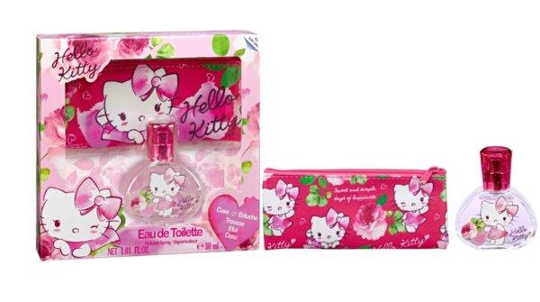 Детски парфюм HELLO KITTY SET EDT 30ml. + CASE (5840)