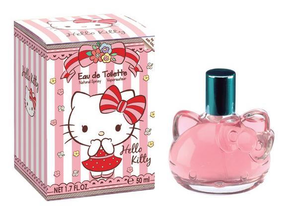 Детски парфюм HELLO KITTY EDT 50ml. (5864)
