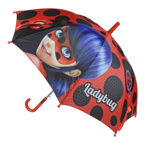 Детски автоматичен чадър LADY BUG (0357)
