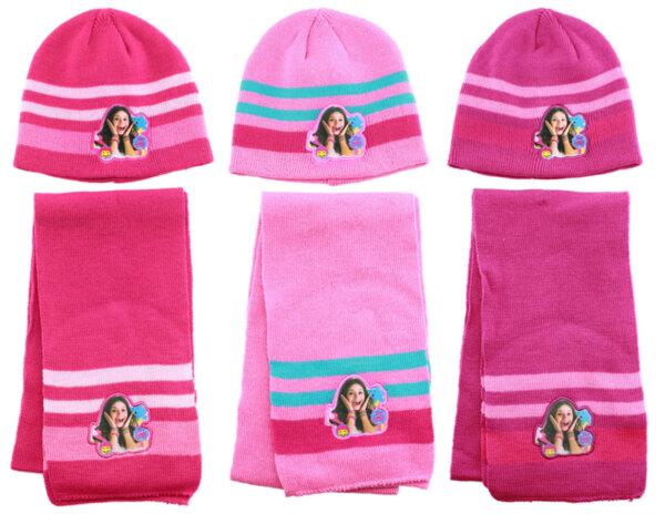 Детска шапка и шал SOY LUNA (780-572)
