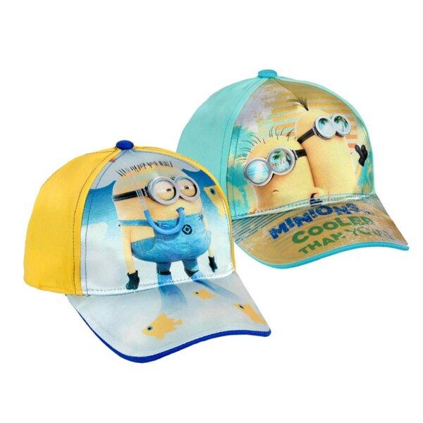 Детска шапка с козирка MINIONS (0976)
