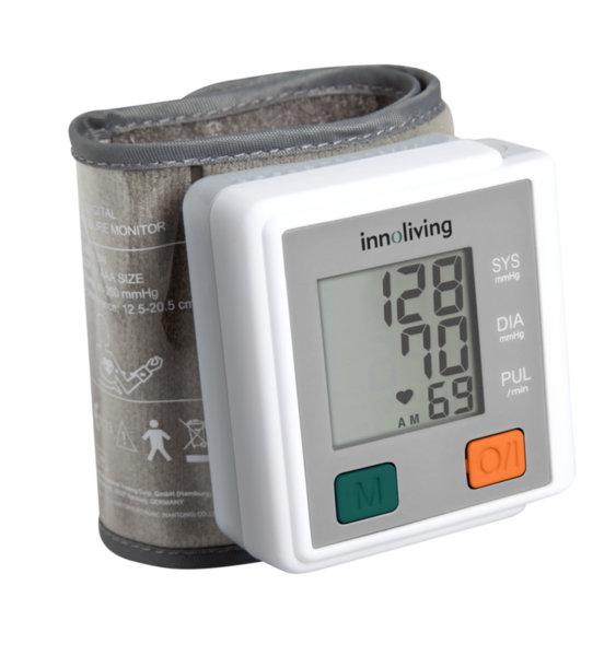 Апарат за измерване на кръвно налягане (за китка)