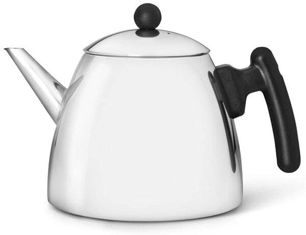 Двустенен чайник BREDEMEIJER DUET стоманен - 1.2 л