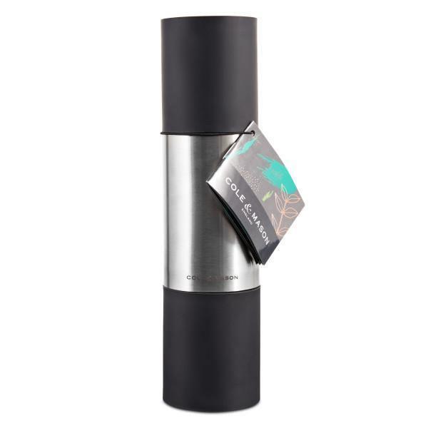 Двойна мелничка за сол и пипер COLE & MASON CLEVEDON DUO - 20 см