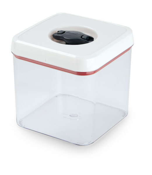 Квадратна кутия за храна ZYLISS TWIST & SEAL с херметическо затваряне - 2,48 л