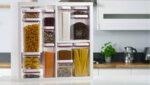 """ZYLISS Комплект от 5 бр. кутии за храна с херметическо затваряне """"TWIST & SEAL"""""""