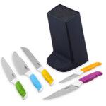"""ZYLISS Комплект от 5 бр. ножове с блок """"ZYLISS COMFORT"""""""