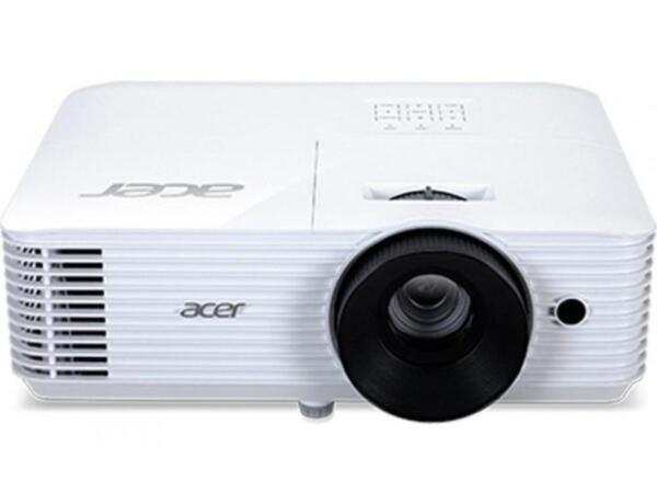Acer Projector X118HP, DLP, SVGA (800x600), 4000 ANSI Lumens, 20000:1, 3D, HDMI, VGA, RCA, Audio in, DC Out (5V/2A, USB-A), Speaker 3W, Bluelight Shield, Sealed Optical Engine, LumiSense,