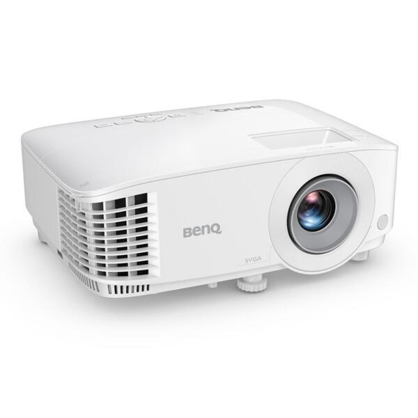 BenQ MS560, DLP, SVGA, 800x600, 4000 ANSI Lumen, 20000:1, 1.1X, Auto Vertical Keystone, Anti-Dust Sensor, 3D, WiFi ready for QCast, HDMI x2, VGA, VGA out, S-video, RCA, USB-A, Aidio In/Out,