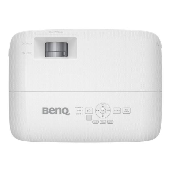 BenQ MX560, DLP, XGA (1024x768), 20000:1, 4000 ANSI Lumens, 1.1X, 3D, Auto Vertical Keystone, Anti-Dust Sensor, HDMI x2, VGA, VGA out, S-video, RCA, USB-A 5V/1.5A, Audio in/out, 10W Speaker,