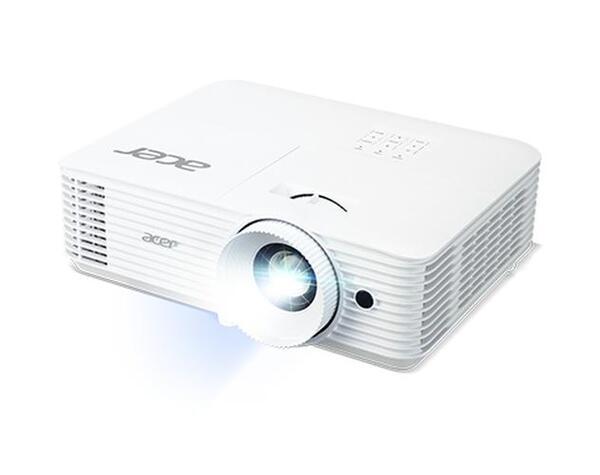 Acer Projector H6523BDP, DLP, 1080p (1920x1080), 3500 ANSI Lm, 10 000:1, 3D Ready, 24/7 operation, Auto Keystone, AC power on, 2xHDMI, VGA in, RCA, RS232, Audio in/out, USB(Type A, 5V/1A),