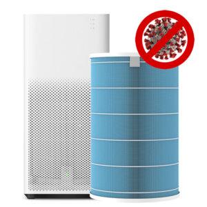Xiaomi Въздухопречиствател Mi Air Purifier 2H EU + Antibacterial Filter