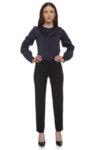 Черен втален панталон