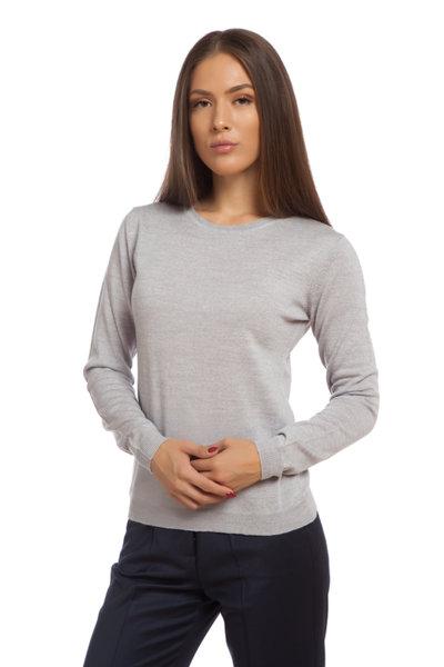 Сива блуза мерино
