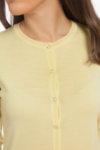Жълта жилетка мерино