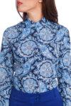 Шарена памучна риза
