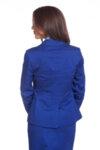 Ярко синьо сако